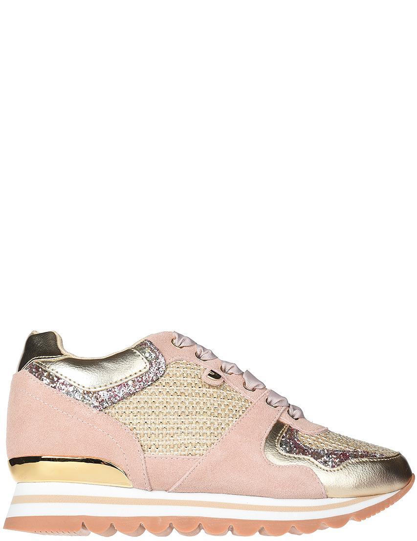 Текстильные цветные кроссовки GIOSEPPO (ITALY)