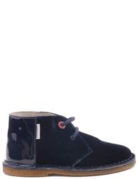 MOSCHINO Детские ботинки для девочек