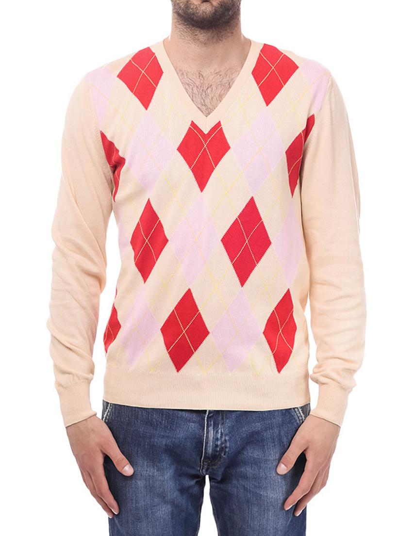Мужской пуловер MONTANA PARIS 40316-006_multiB