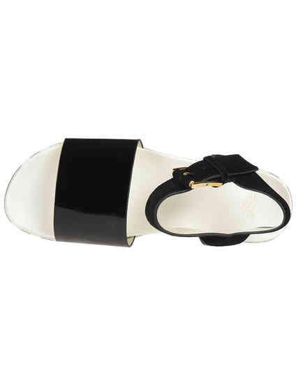 черные Босоножки Emporio Armani AGR-081-001_black размер - 36; 38; 38.5; 39
