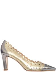 Женские туфли Giorgio Fabiani G2489_gold
