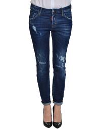 Женские джинсы DSQUARED2 0776_blue