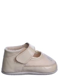 Детские туфли для девочек MISS BLUMARINE A3C73-beige