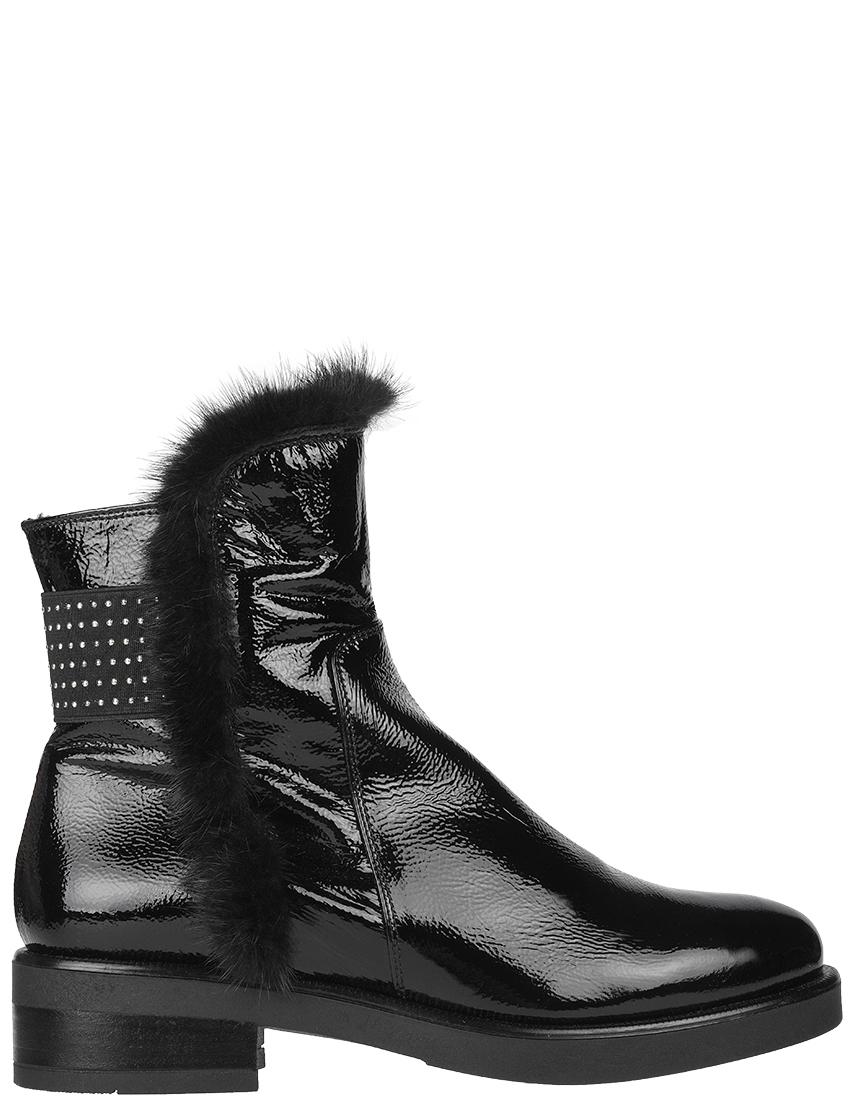 Женские ботинки Repo AGR-1420-black