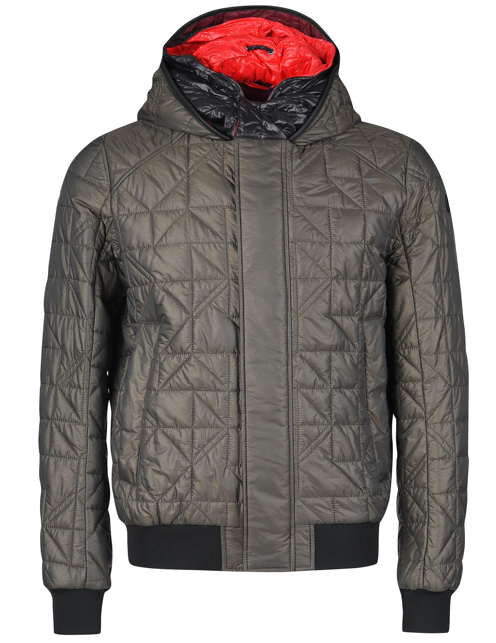 Купить Куртка, TRUSSARDI JEANS, Зеленый, 70%Полиамид 30%Полиэстер;100%Полиэстер, Осень-Зима