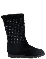 Женские сапоги BALLIN 404-black