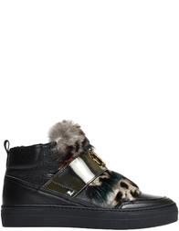 Женские ботинки Roberto Cavalli 50773-L_black