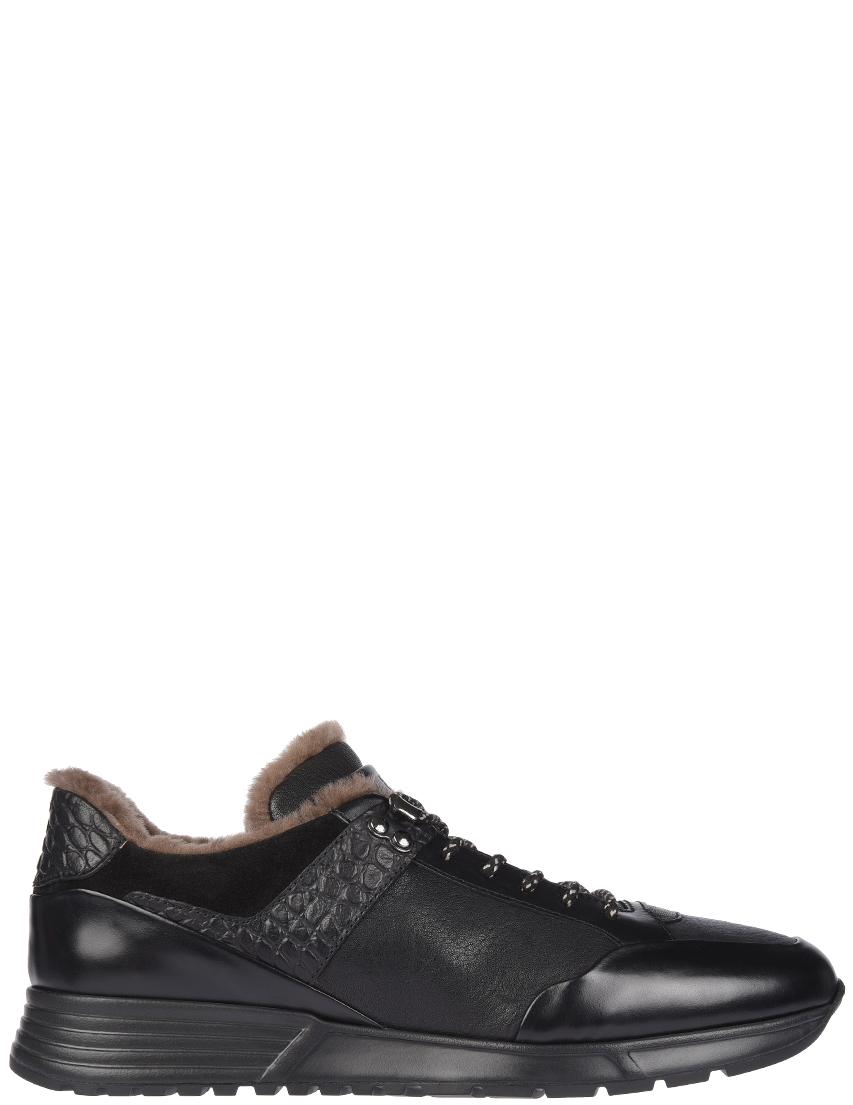 Мужские кроссовки Fabi 8750IM_black