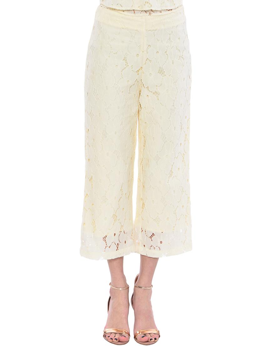 Женские брюки SILVIAN HEACH PGP17904PAHF-ivory