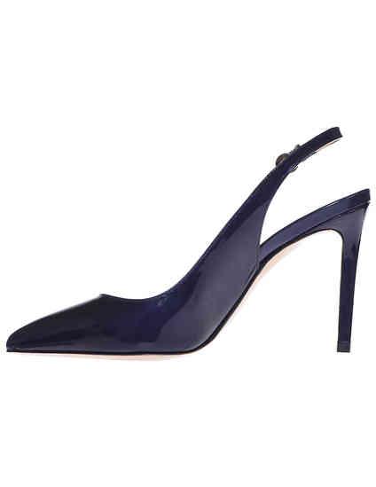 синие женские Босоножки Capitini 3197_blue 3816 грн