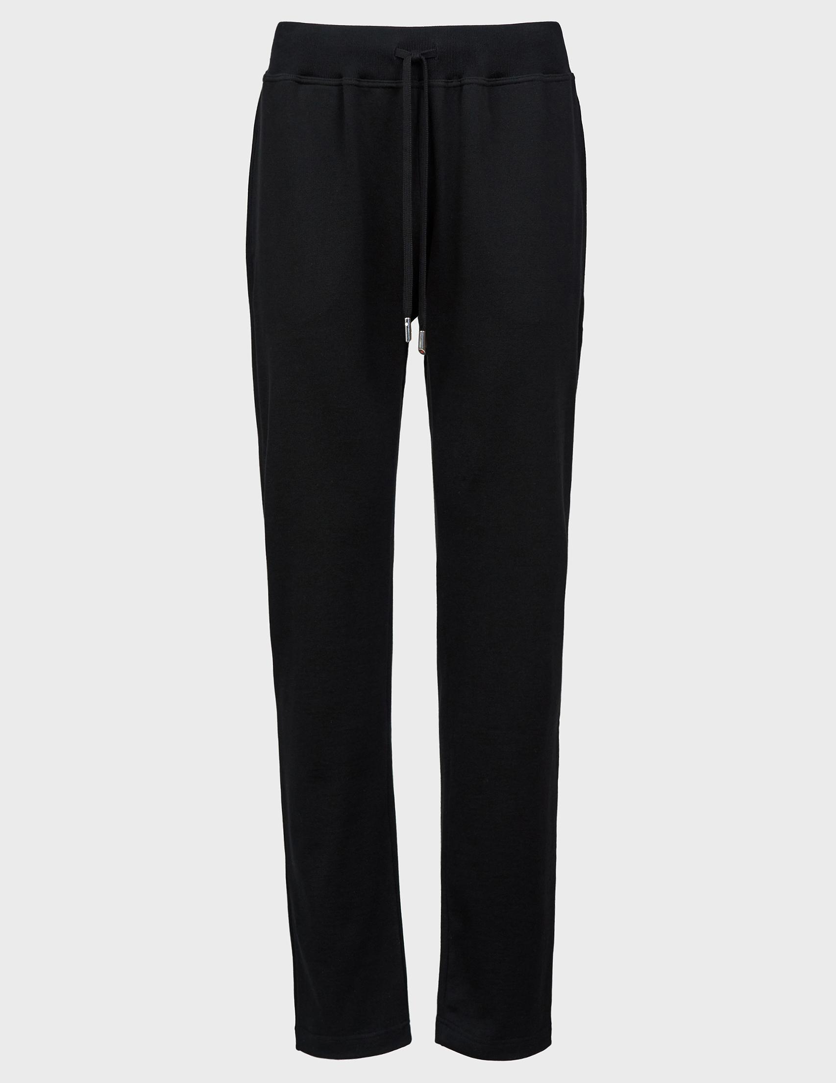 Купить Спортивные брюки, KITON, Черный, 100%Хлопок, Весна-Лето