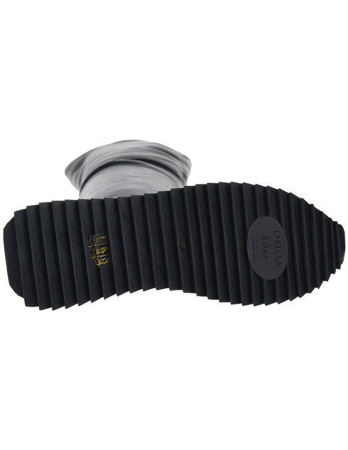 черные женские Ботфорты Le Silla 6589_black 18048 грн