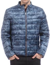 Мужская куртка TRU TRUSSARDI 2972-blue