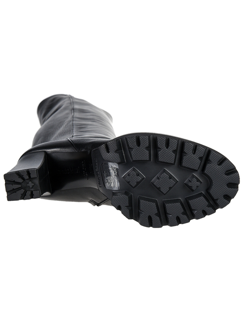 черные женские Ботфорты Nando Muzi 106-ZM_black 11865 грн