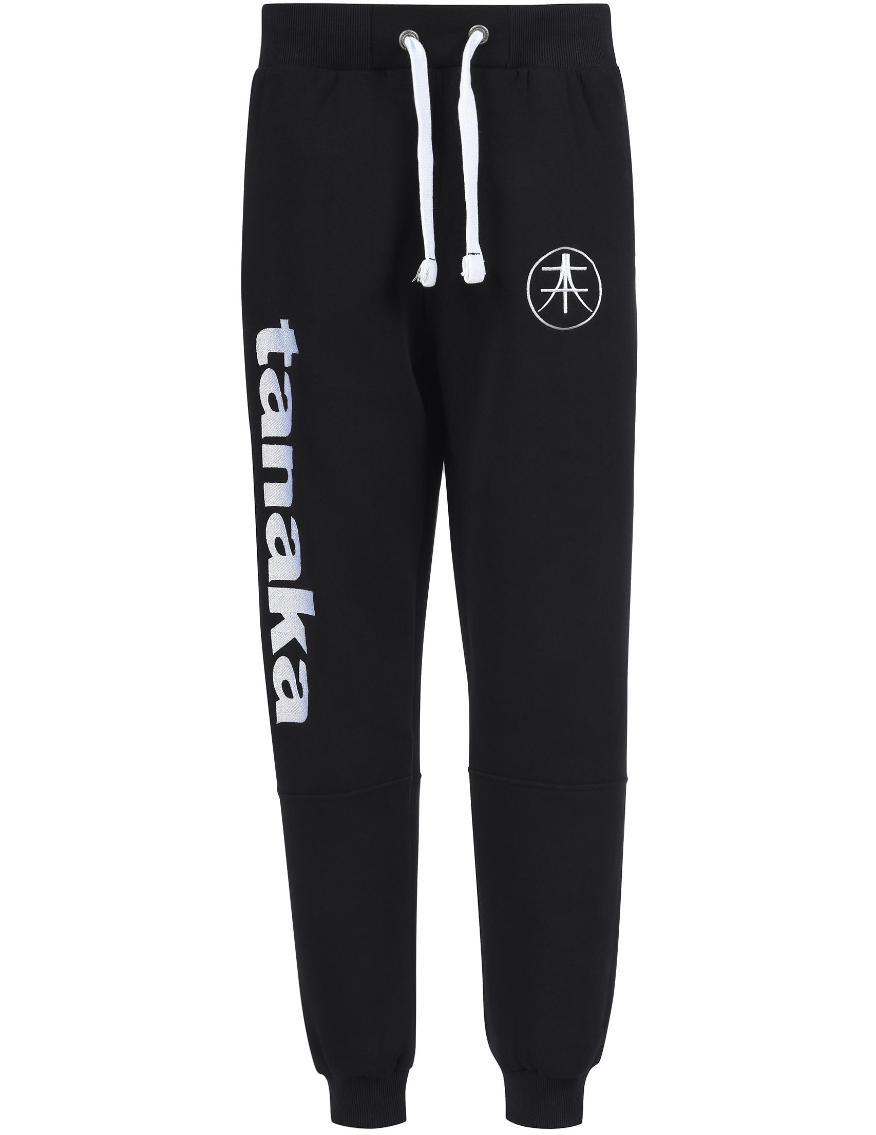 Мужские спортивные брюки AKITO TANAKA 506-VERTICAL-JOGGER_black