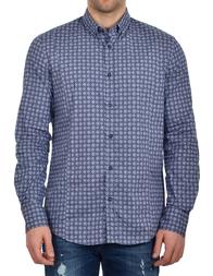 Мужская рубашка BIKKEMBERGS 16B-0336