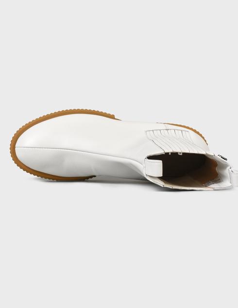 белые женские Ботинки Baldinini D2B620VIGE9002 18900 грн