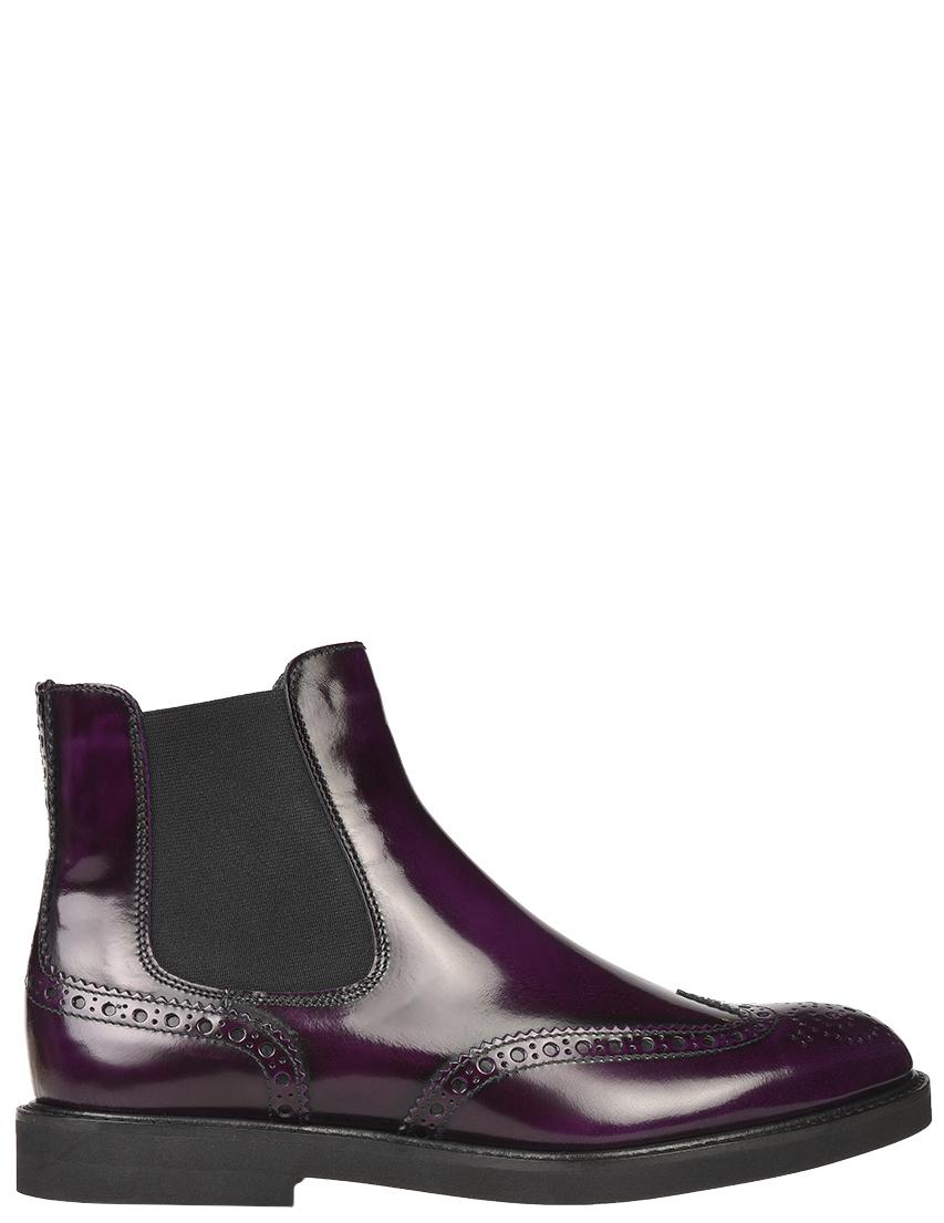 Купить Ботинки, ROBERTO SERPENTINI, Фиолетовый, Осень-Зима