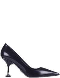 Женские туфли Prada 1I300H8S-SPAZZOLATONERO