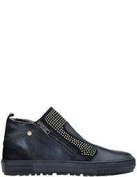 Детские ботинки для девочек Naturino 4904-nero_black