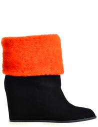 Женские ботинки Gianmarco Lorenzi 2804_black