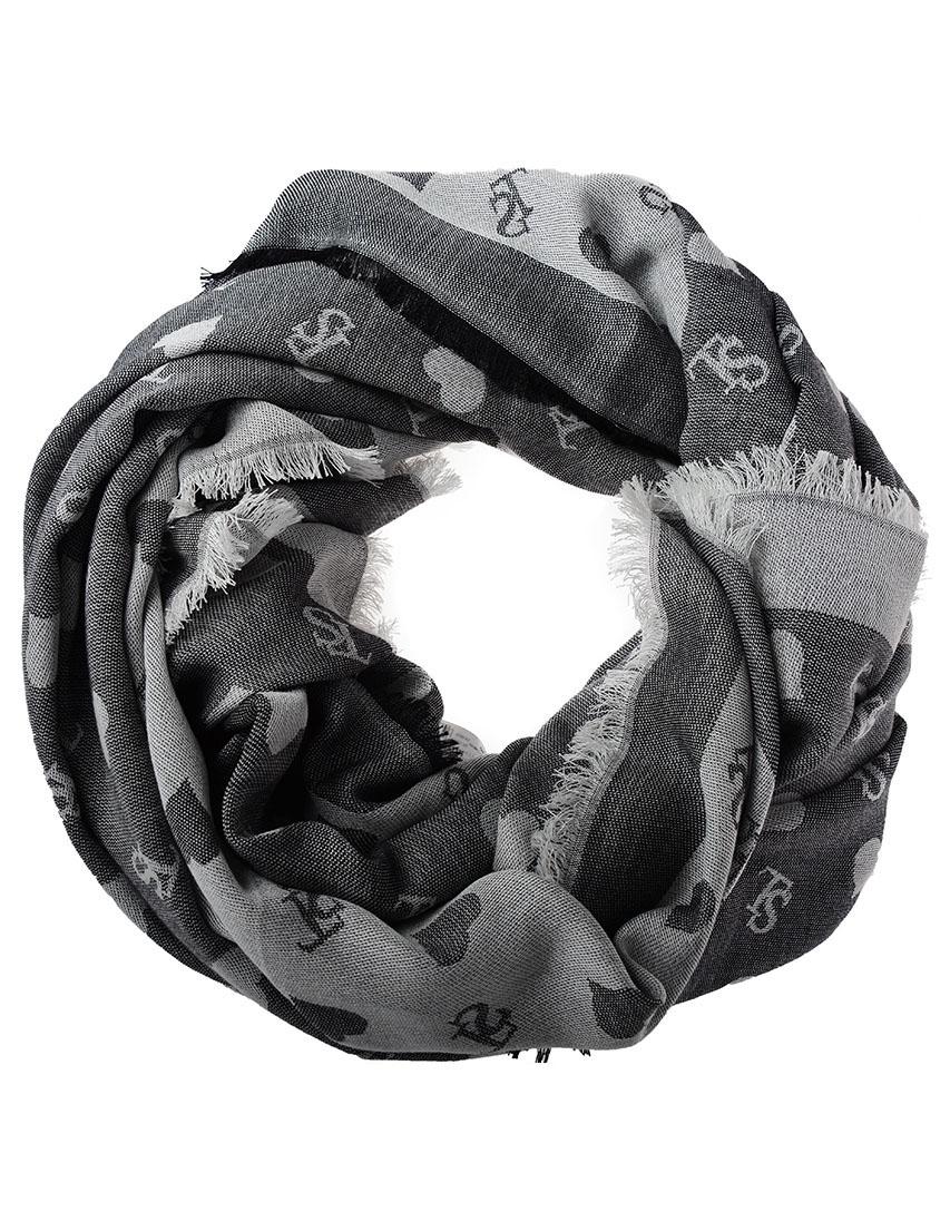 Женский шарф TWIN-SET OA7T7500107-01490_gray