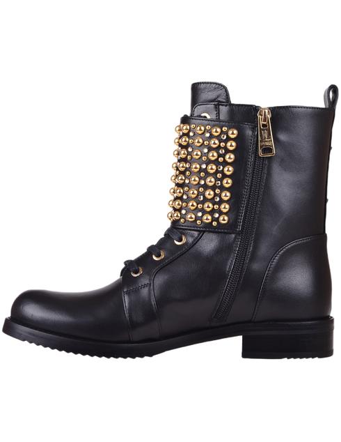 женские черные Ботинки Loriblu 81K2T248KK - фото-2