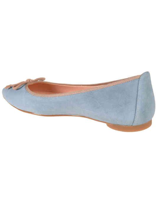 голубые женские Балетки Unisa areny_blue 2930 грн