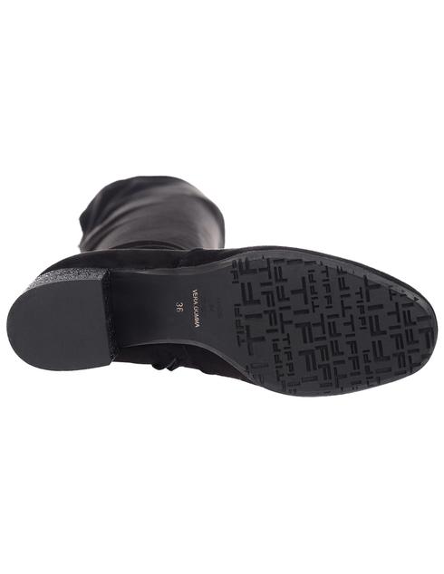 черные женские Ботфорты Tiffi GR26/40_black 6896 грн