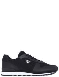 Мужские кроссовки Armani Jeans 7402_black