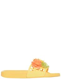 Женские шлепанцы Menghi 2012_yellow
