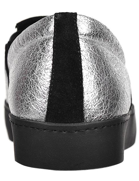 серебряные Слипоны John Galliano 3425C