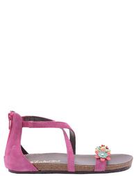 Детские сандалии для девочек NATURINO 2397-rose