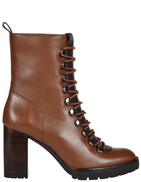 женские коричневые Ботинки What For FW19WF348 - фото-6