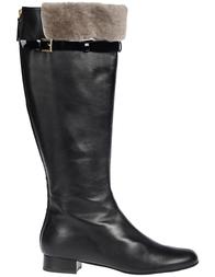 Женские сапоги Vicini S48006_black