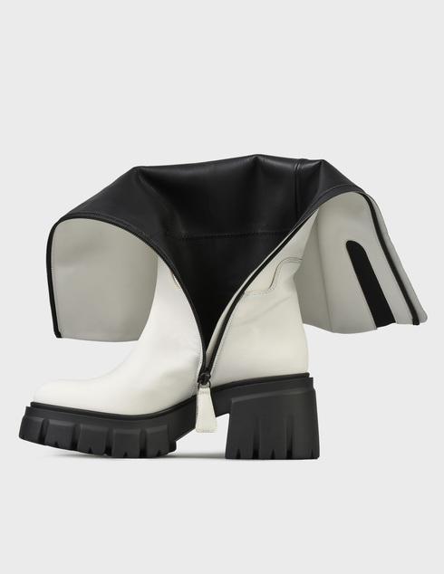 белые женские Сапоги Loriblu 2I6TM00200-BIANCO 14330 грн