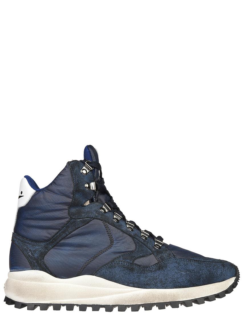 Мужские кроссовки Voile Blanche 2501616-9142_blue