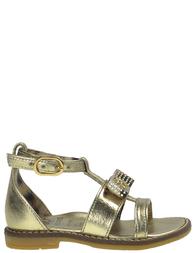 Детские сандалии для девочек ROBERTO CAVALLI I41694_gold