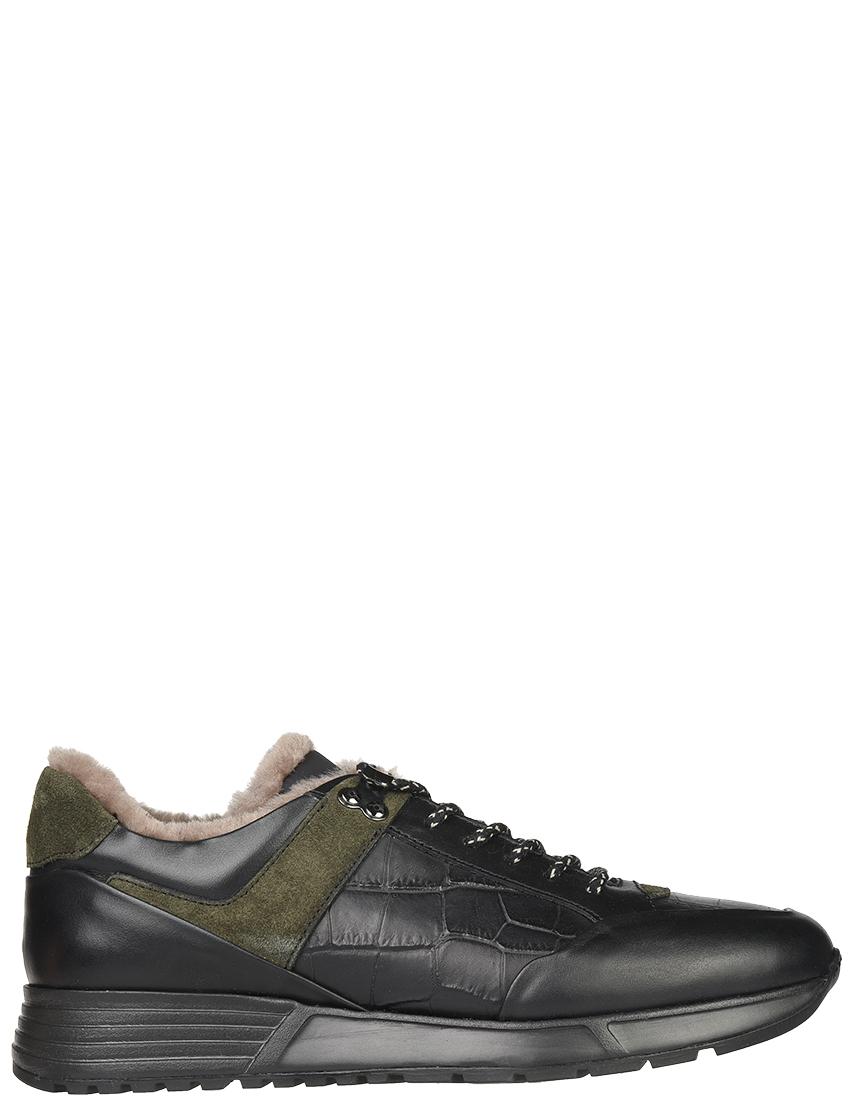 Мужские кроссовки Fabi AGR-8750_black