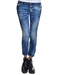 Женские джинсы DSQUARED2 0741_blue
