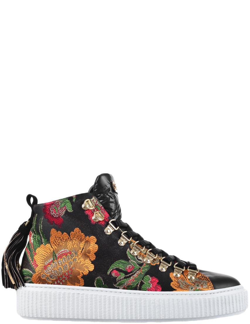 Купить Кеды, BARRACUDA, Многоцветный, Осень-Зима