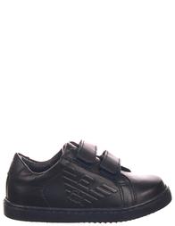 Детские кроссовки для мальчиков ARMANI JUNIOR ZX528blue