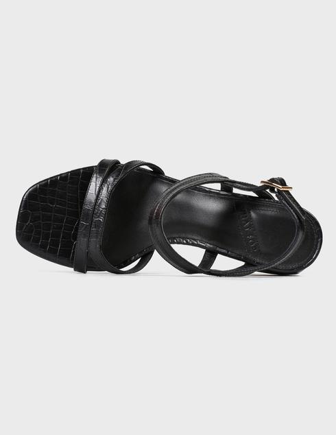 черные женские Босоножки What For SS21WF109 3278 грн