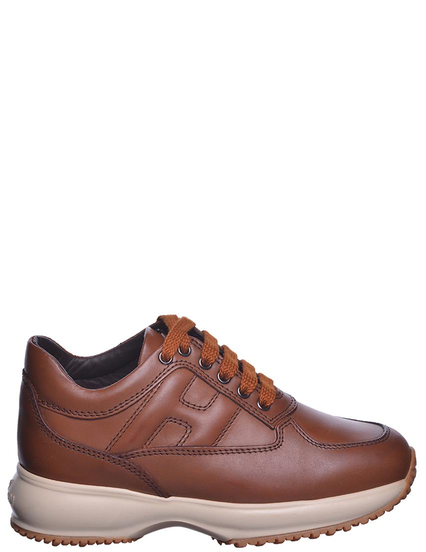 Детские кроссовки для мальчиков HOGAN NS012-brown