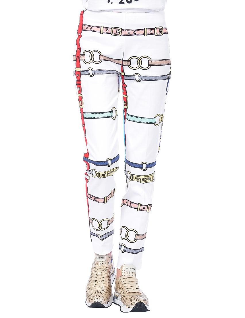 Женские брюки LOVE MOSCHINO P89000S27290082