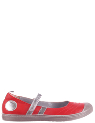 Детские туфли для девочек TONINO LAMBORGHINI H1204-red