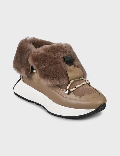 коричневые женские Ботинки Loriblu 2I54620100 13729 грн