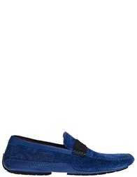 Мужские мокасины MORESCHI 041642_blue