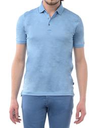 Мужское поло JOOP 3092-blue