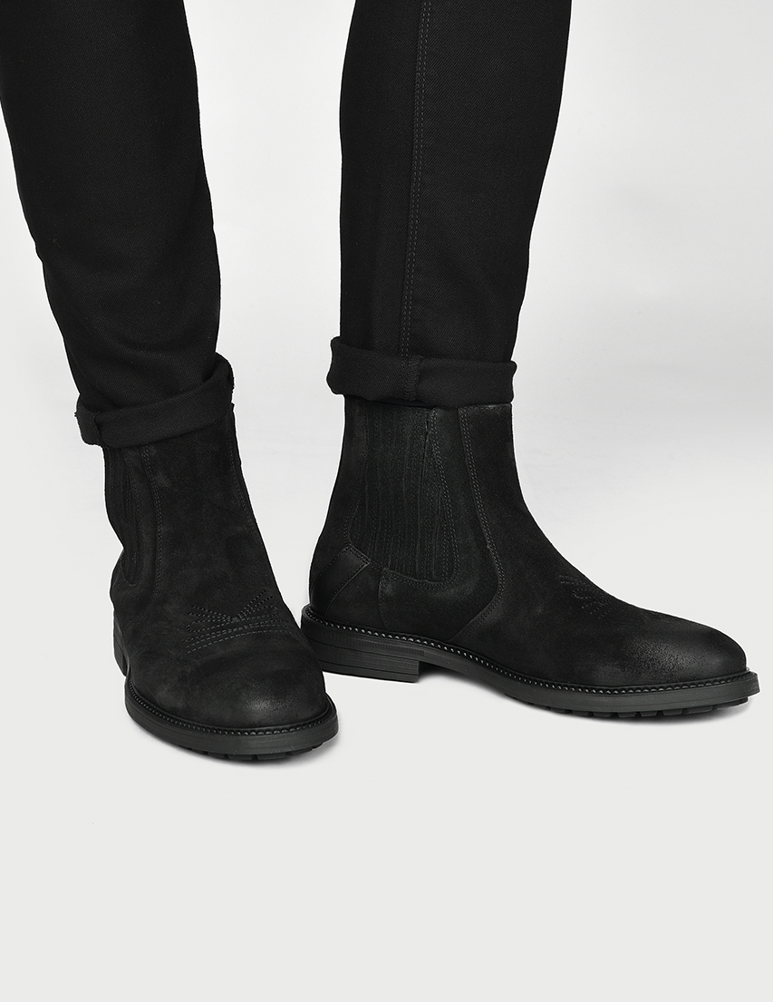 Ботинки TRUSSARDI JEANS 77A001199Y099999-K299